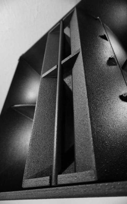 Billfitzmaurice DR250 - Vue d'ensemble du pavillon haute fréquence