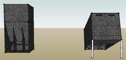 Augmentation de la sensibilité d'un caisson de basse en extérieur