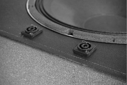 Simplex 15 - Billfitzmaurice - Caisson de basse - Détail