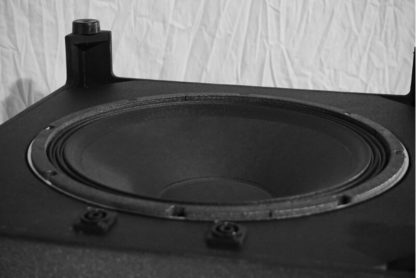 Simplex 15 - Billfitzmaurice - Caisson de basse - Détails 2