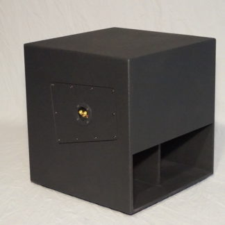 Caisson de basse Hifi - Home cinéma - Tuba 18 - Folded Horn