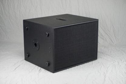 Enceinte médium/aigu - Bill Fitzmaurice - OmniTop8 - Bas