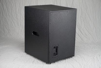 Enceinte médium/aigu - Bill Fitzmaurice - OmniTop8 - arrière 2