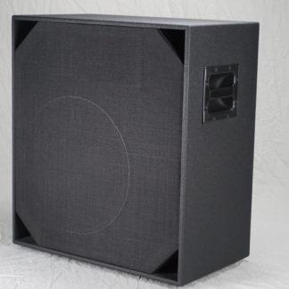 Enceinte bass-reflex Simplexx 15 - Bill Fitzmaurice - Face