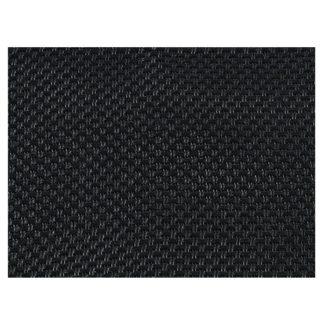Grillcloth tygan noir